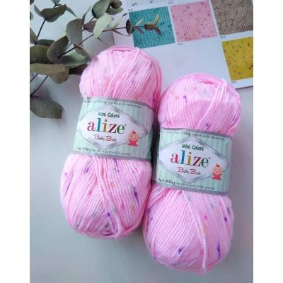 Alize Baby Best Mini Colors