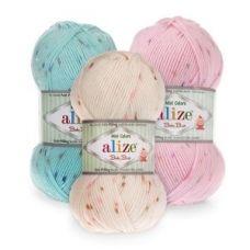 Baby Best Mini Colors (10% бамбук, 90% акрил) (100гр. 240м.)*5 мотков