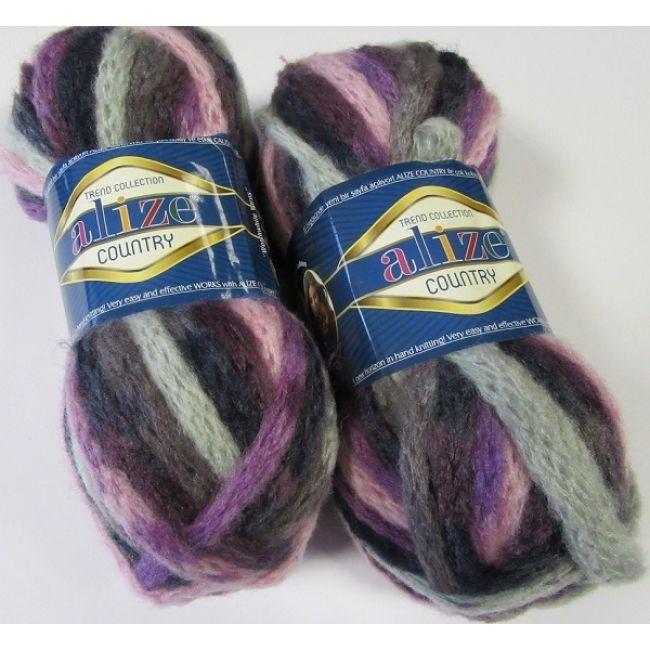 5644 м. серый/фиолет.