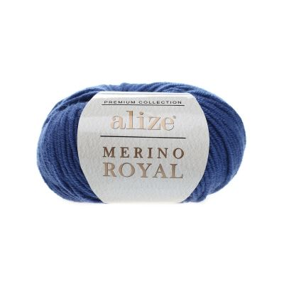 Merino Royal (шерсть 100%) (50гр._100м.)
