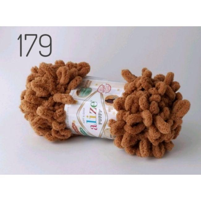 179 коричневый