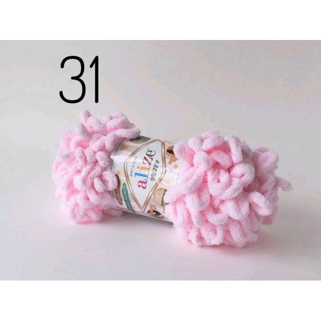 31 нежно-розовый