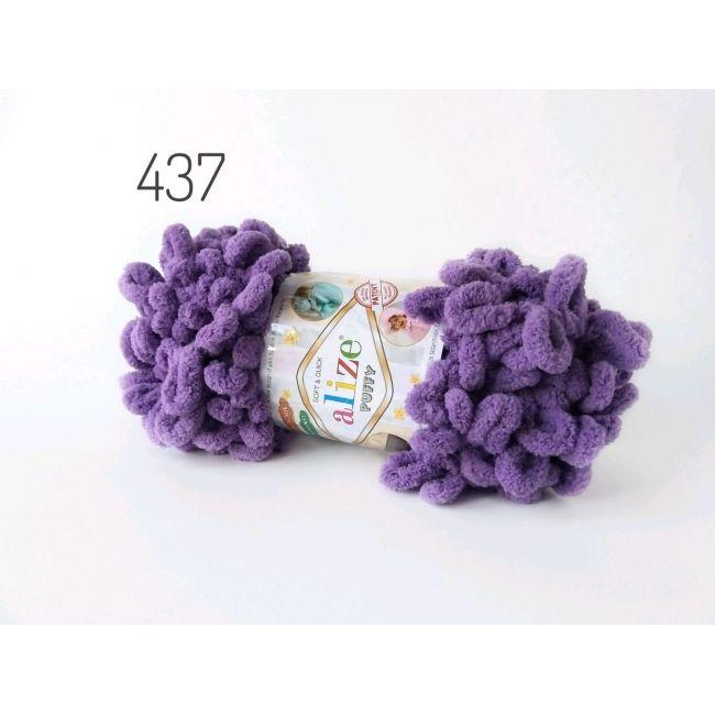 437 темно-фиолетовый