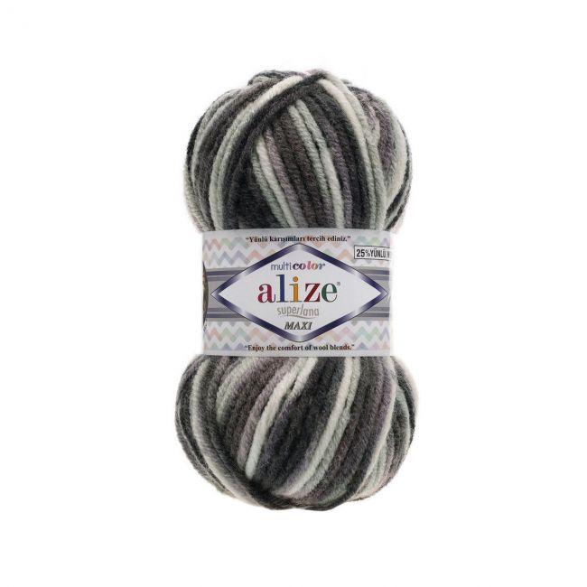 52152 чёрн/серый/белый