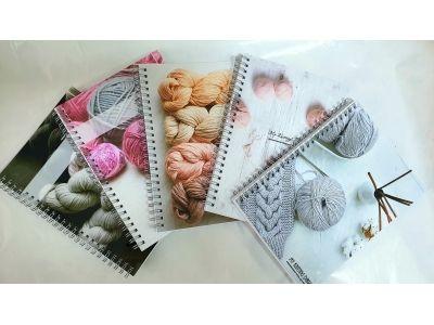 Дневник для вязания