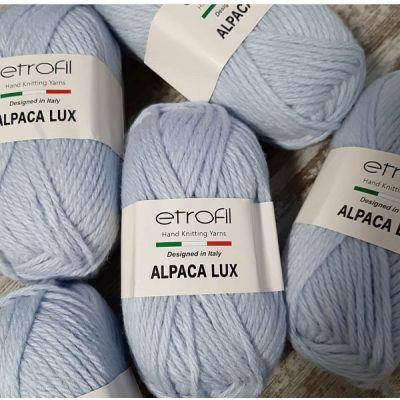 Alpaca Lux (50% акрил, 25% альпака 25% шерсть мериноса) (100гр. 100м.)