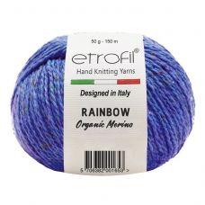 Rainbow (75% органическая шерсть мериноса, 25% полиамид) (50гр. 150м.)*10 мотков