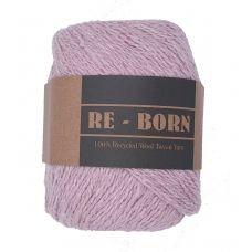 Re-Born (100% переработанная шерстяная твидовая пряжа) (100гр. 300м.)*5 шт.