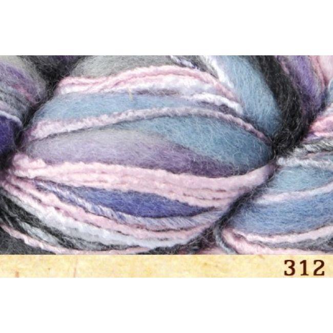 312 розово-серо-голубой