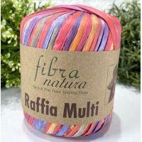 Raffia Multi (Целлюлоза Rayon 100%) (35гр. 80м.)