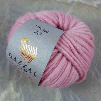 Pure wool-4  (100 % австралийская шерсть) (100гр._65м.)*4 мотка