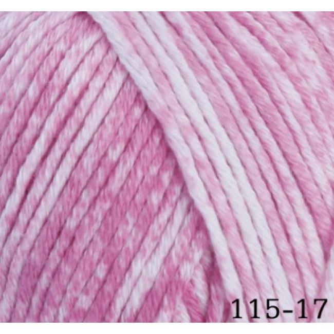 115-17 розовый