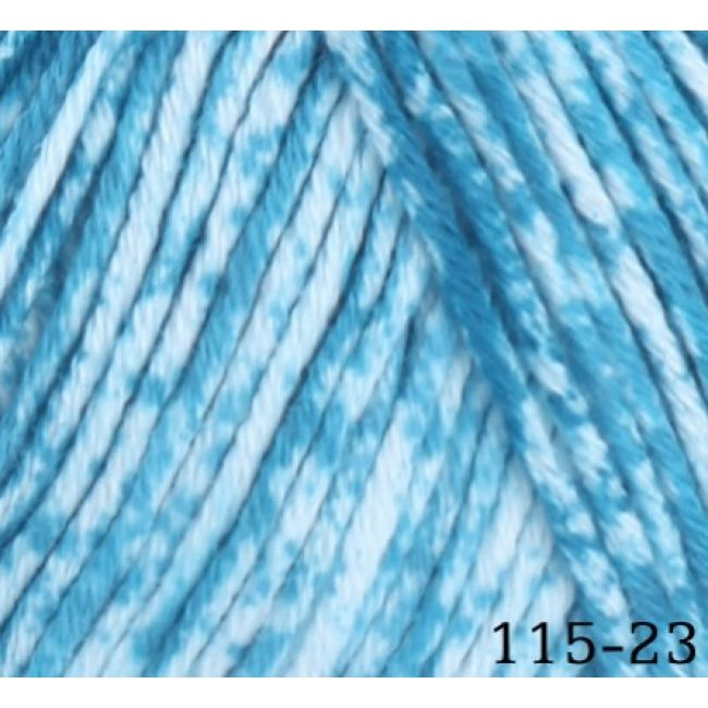 115-23 ярко-голубой