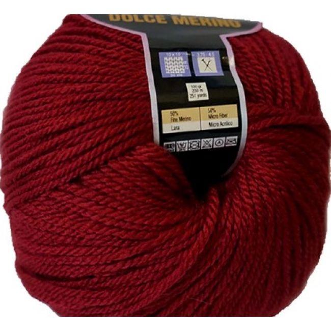59424 темно-красный