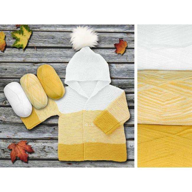 71002 белый, желтый, горчичный