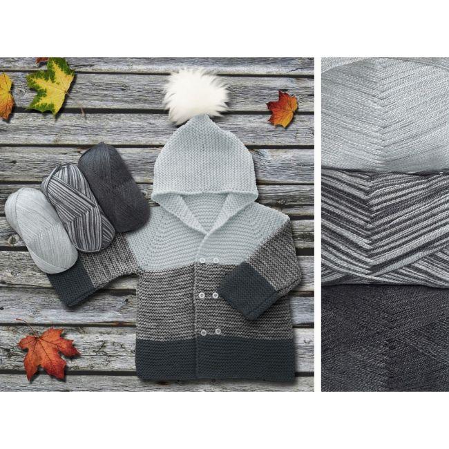 71026 св.серый/ темно-серый