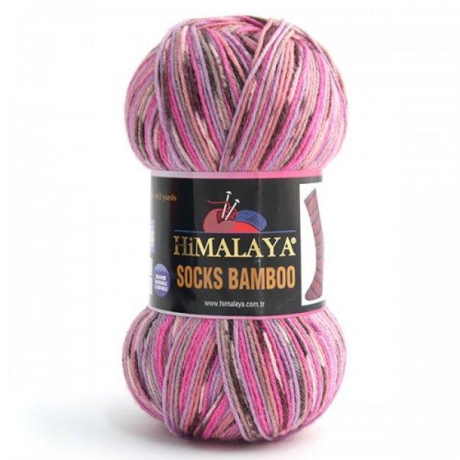 пряжа Himalaya Socks Bamboo
