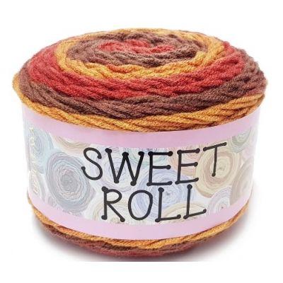 Sweet Roll (акрил 100%) (140гр. 224м.)*3 мотка