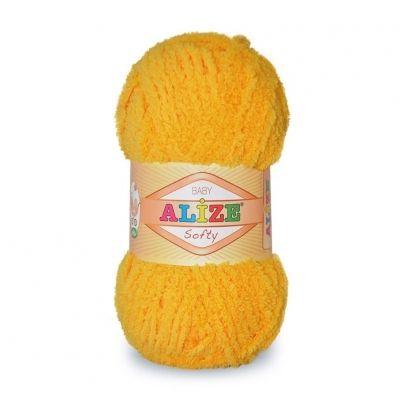 Softy (микрополиэстер 100%) (50гр. 115м.)*5 мотков