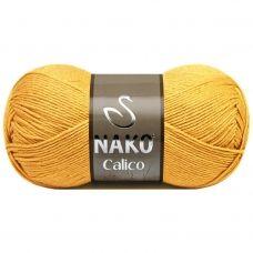 Calico (хлопок 50%, акрил 50%) (100гр. 245м.)*5 мотков