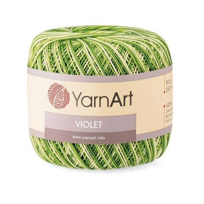пряжа YarnArt Violet Melange
