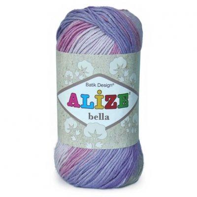 Bella Batik (хлопок 100%) (50гр. 180м.)*5 мотков