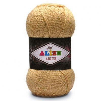 Sal-Abiye (5% пайетки, 5% металлик, 10% полиэстер, 80% акрил) (100гр. 410м.)*5 мотков