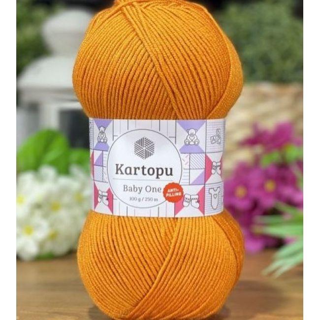 К1854 оранжевый