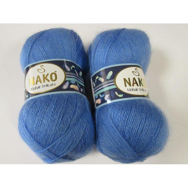 6121 сине-голубой