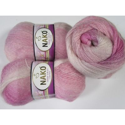 Mohair Delicate Colorflow (мохер 40%, акрил 60%) (100г. 500м.)