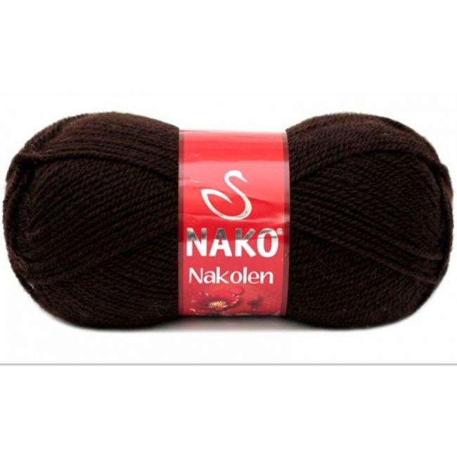 5195 темно-коричневый