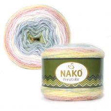 Peru Color (25% альпака, 25% шерсть, 50% акрил) (100гр. 310м.)*4 мотка