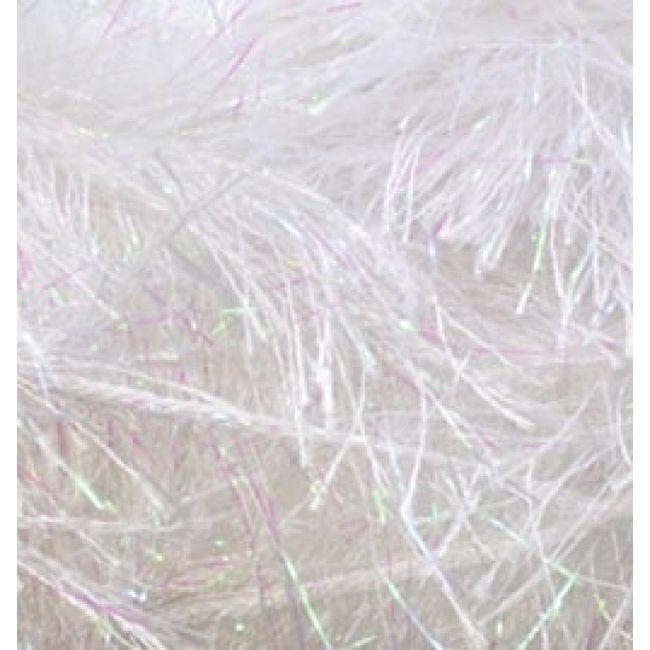 55-01 белый с жемчугом