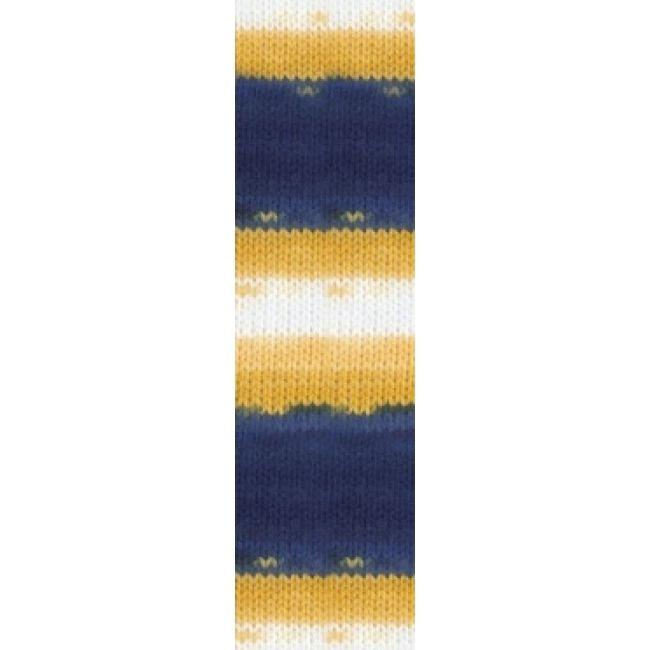 4430 желтый/белый/синий