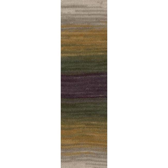5850 зеленый/горчичный/бежевый/фиолетовый
