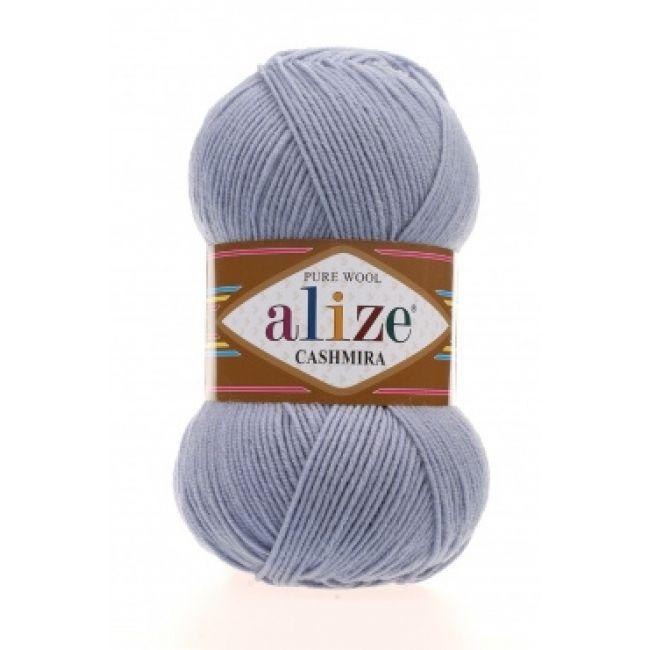 52 серо-голубой