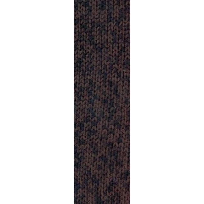 6333 м. темно-коричневый