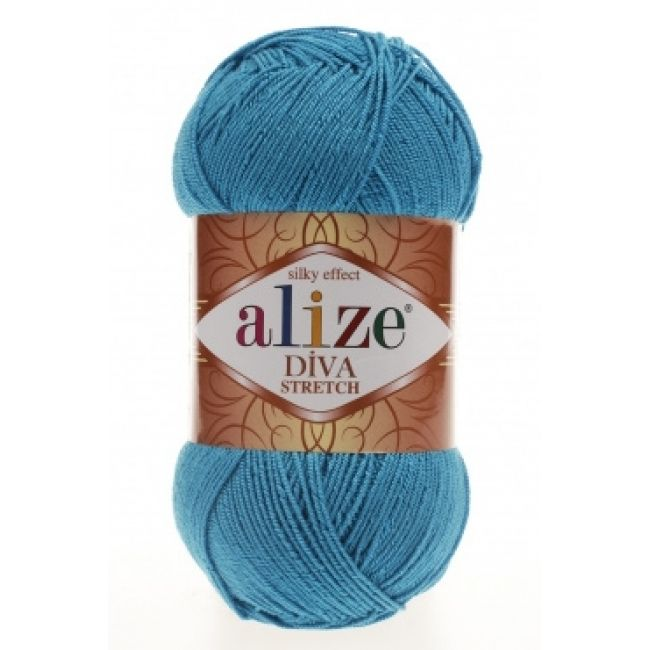 245 бирюзово-голубой