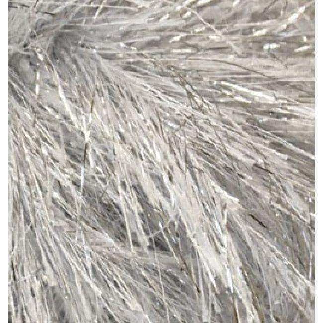 55-02 белый с серебром