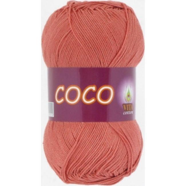 4328 дымчато-розовый коралл