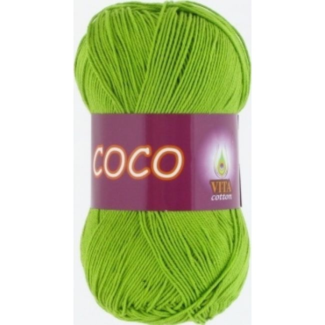 3861 ярко-зелёный
