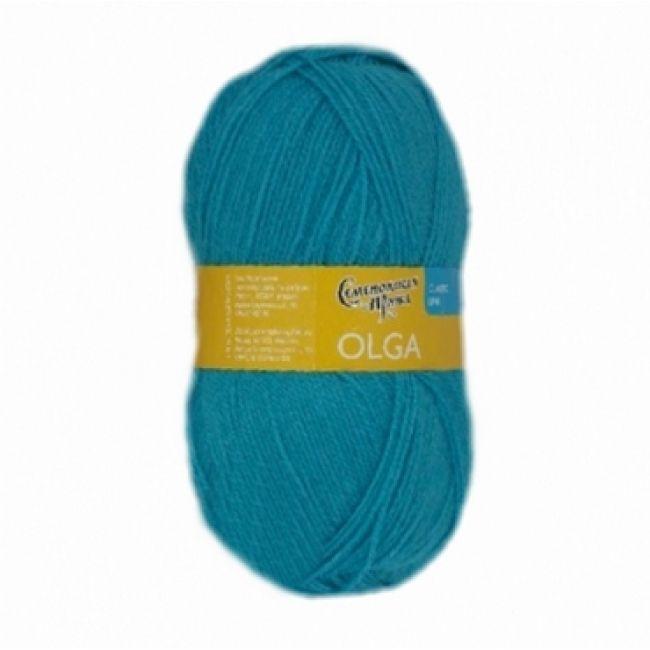 0290 бирюзово-голубой