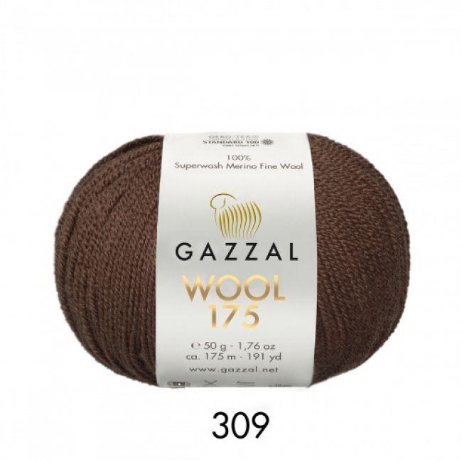 309 коричневый