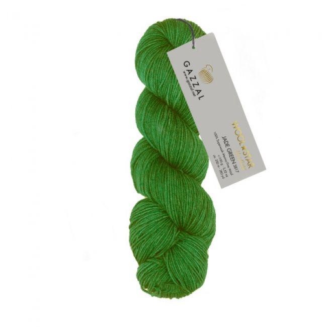 3817 зеленый