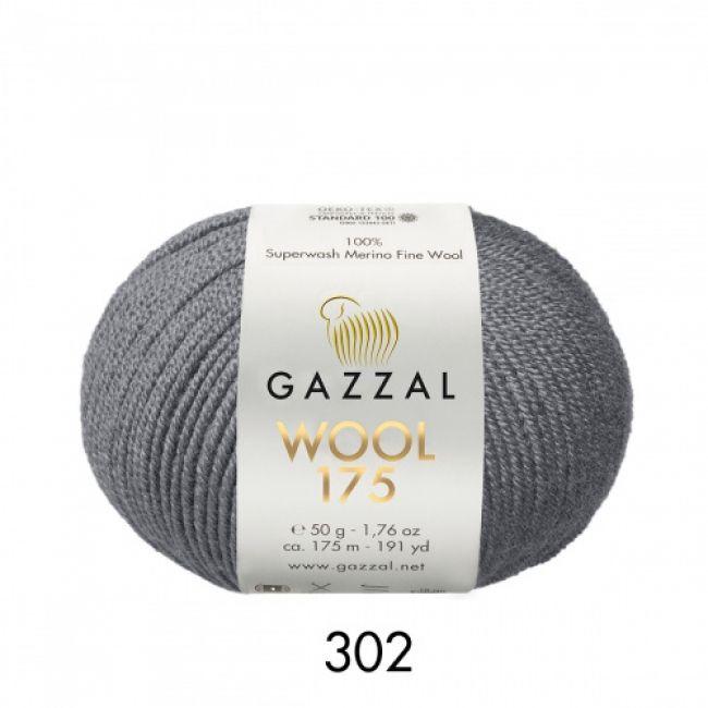 302 серый