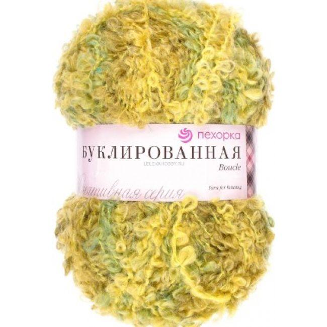 1097 зелен/желтый