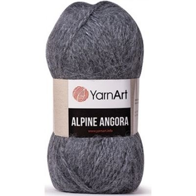 Alpine Angora (шерсть 20%, акрил 80%) (150гр. 150м.)*3 мотка