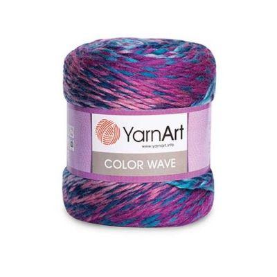 Color Wave (шерсть 20%, акрил 80%) (200гр. 160м.)*2 мотка