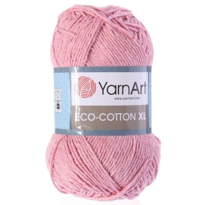 Eco Cotton XL (хлопок-85%, полиэстер-15%) (200гр. 220м.)*5 мотков