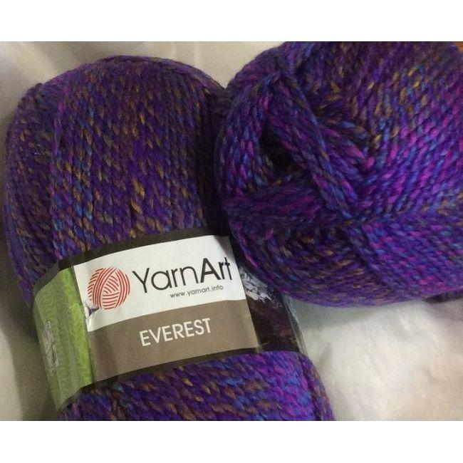 7042 фиолетово-голубой